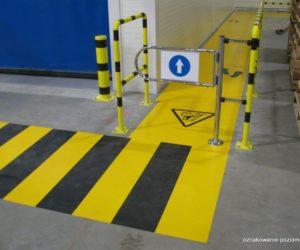 Ścieżki i przejścia dla pieszych