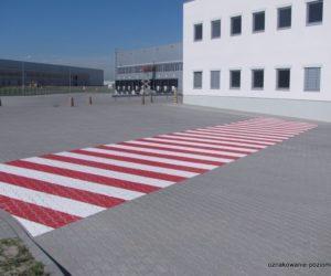 Ścieżki iprzejścia dla pieszych